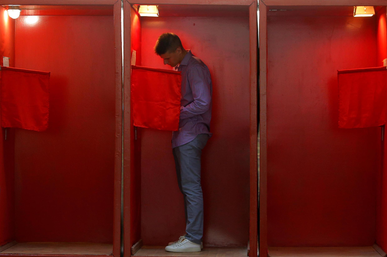 В Беларуси в воскресенье, 8 августа, проходит основной день голосования на президентских выборах.
