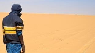 niger migrant désert migrations