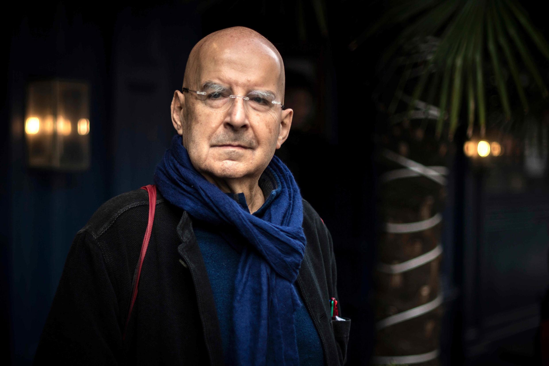L'écrivain Pierre Guyotat, lauréat du Prix Médicis 2018 pour «Idiotie», publié aux éditions Grasset.