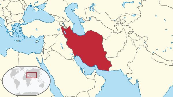 Iran, quốc gia nằm ở trung tâm biến động của lục địa Âu-Á