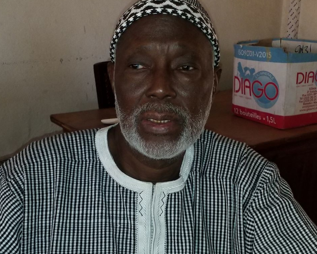 Mamadou Cissokho est le président d'honneur du ROPPA, le Réseau des organisations paysannes et des producteurs agricoles de l'Afrique de l'Ouest.