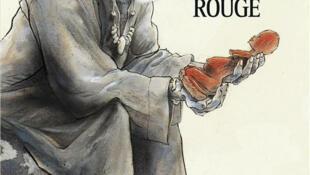 Couverture de la bande dessinée «Une maternité rouge» de Christian Lax.