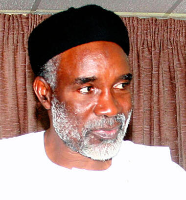 Gwamnan Jahar Adamawa Murtala Nyako