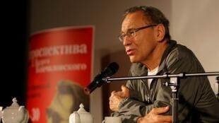 Андрей Кончаловский. Фото с сайта Konchalovsky.ru