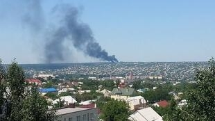 Луганск - 26/07/2014
