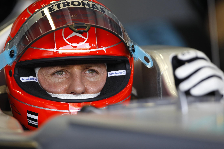 Michael Schumacher volverá a correr en un circuito de Fórmula 1 en Bahrein