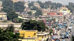 Une vue de Luanda, la capitale de l'Angola.
