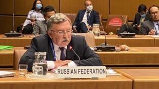 mikhail Oulianov-Ambassadeur russe à Vienne