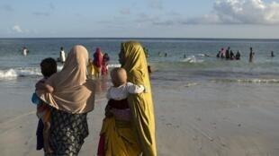 A Mogadiscio.