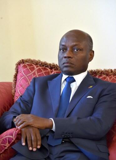 José Mário Vaz, président de la Guinée-Bissau.
