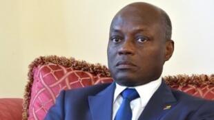 José Mário Vaz, président de Guinée-Bissau.