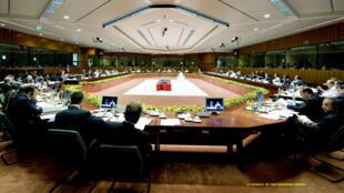Le Conseil de l'Union européenne.