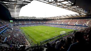 Le stade Océane à Le Havre lors du quart de finale de la coupe du monde féminine de football opposant la Norvège à l'Angleterre, le 27 juin 2019. (Image d'illustration)