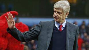 Arsene Wenger kocha wa klabu ya Arsenal nchini Uingereza