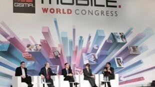 A Mobile World Congress, a maior feira de celulares do mundo, está acontecendo em Barcelona, na Espanha.