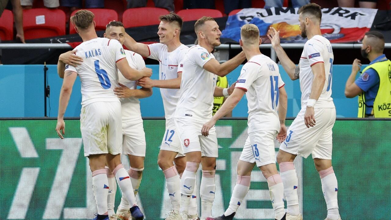 PHOTO République tchèque joie vs Pays-Bas - 27 juin 2021