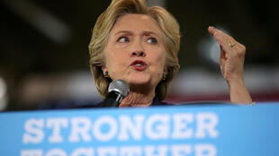 Mgombea urais wa chama cha Democratic, Hillary Clinton, Septemba 11, 2016.