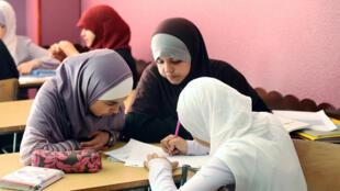 Частная исламская школа в Тулузе, 2011 год
