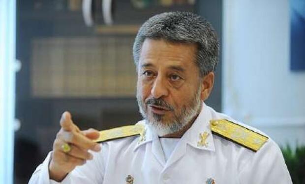 دریادار حبیب الله سیاری، معاون هماهنگ کنندۀ ارتش و فرمانده پیشین نیروی دریایی ارتش جمهوری اسلامی ایران