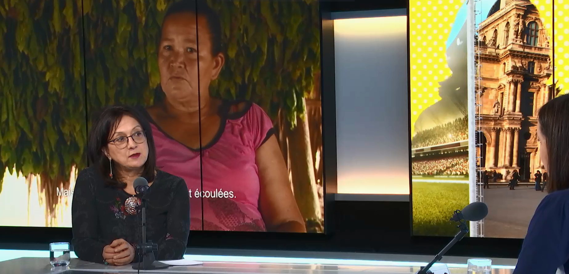 Lizette Lemoine presenta en Francia 'Sara, Neyda, Tomasa y las otras'