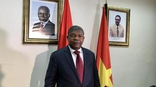João Lourenço, cabeça de lista do MPLA às Eleições Gerais de Angola de 2017