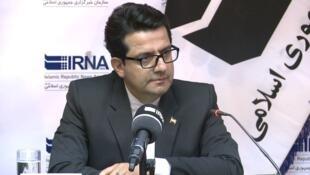 عباس موسوی، سخنگوی وزارت امور خارجۀ جمهوری اسلامی ایران