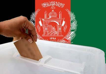 afghanéstan - entekhabat