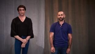 """""""Trans (més enllà)"""" de Didier Ruiz en el Festival de Aviñón."""
