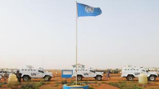 La base de la Minusma à Gao au Mali. (Photo d'illustration).