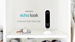 L'objet connecté rebaptisé Echo Look intègre une caméra, l'objectif de cet assistant personnel est de vous conseiller sur votre style vestimentaire.