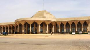(illustration) Assemblée nationale du Tchad, quartier Ardebe à Ndjamena, le 16 novembre 2018.