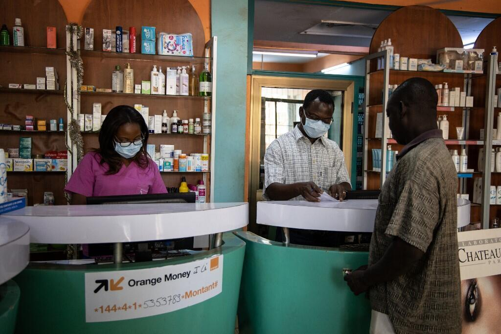 Les pharmacies de Ouagadougou, la capitale du Burkina, sont en rupture de stock de chloroquine.