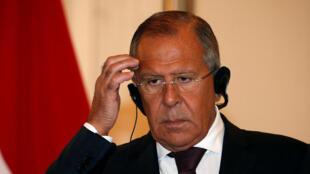 俄罗斯外交部长拉夫罗夫担心朝美局势恶化