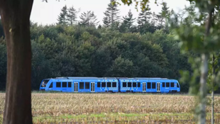 2019-12-04 Germany first hydrogen powered train French Alstom