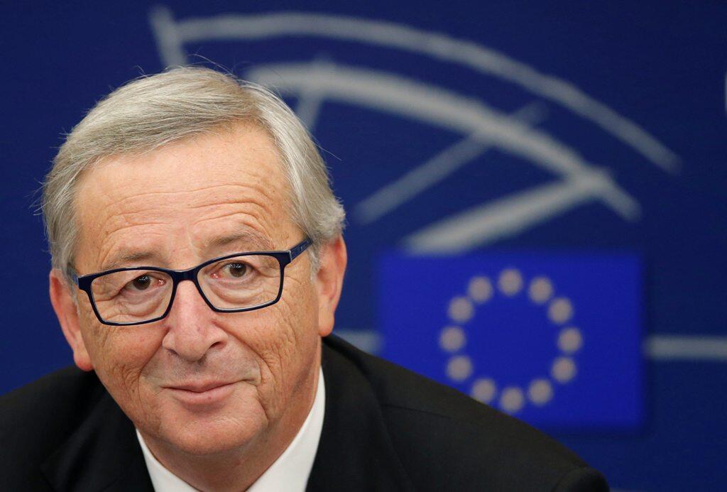 លោកJean-Claude Juncker ប្រធានគណៈកម្មការអឺរ៉ុបថ្មីដែលផ្តោតចំបងលើការវិនិយោគដើម្បីជំរុញកំណើនសេដ្ឋកិច្ចអឺរ៉ុប