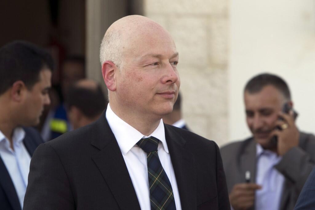 جیسون گرین بلت، مشاور دونالد ترامپ در امور خاورمیانه، روز گذشته در جلسه شورای امنیت، فلسطینیان را فراخوانده بود که در این کنفرانس شرکت بجویند.