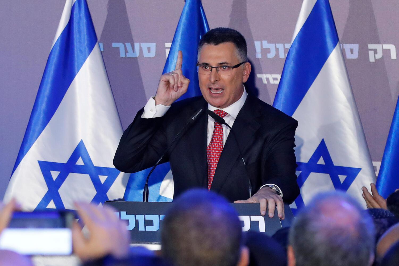 Gideon Saar mpinzani mkuu wa Benyamin Netanyahu katika uchaguzi ndani ya chama cha Likud.