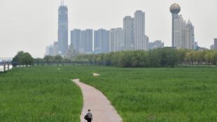 中国武汉 2020年3月26日 照片