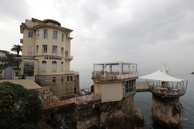 La Réserve on the Nice seafront