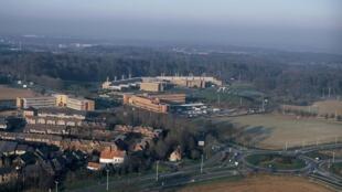 Belgique - Louvain-la-Neuve - Parc scientifique