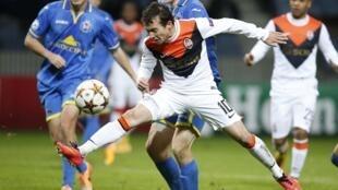 Shakhtar Donetsk đương đầu với đội tuyển BATE Borisov tại Cúp C1 ở bảng H.