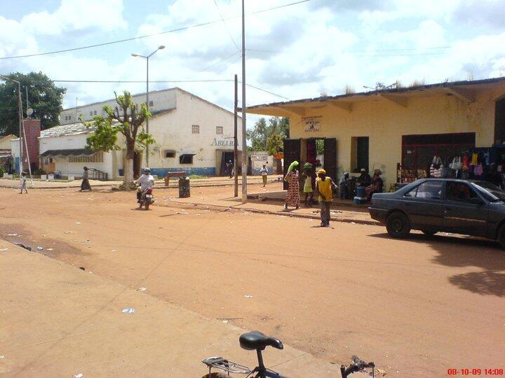 O recolher obrigatório foi imposto na Guiné Bissau na sexta-feira.