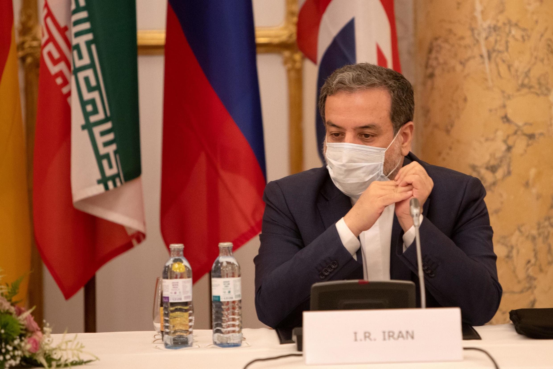 Abbas Araghchi, premier interlocuteur iranien en matière de nucléaire, à Vienne, le 1er septembre 2020.