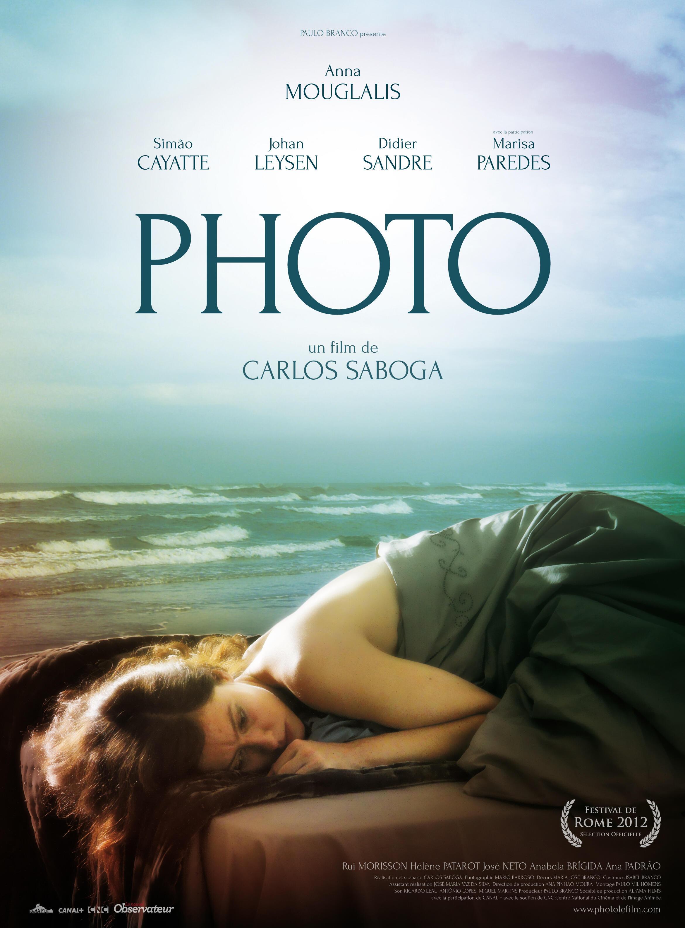 "Cartaz do filme ""Photo"" de Carlos Saboga"