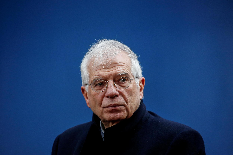 Josep Borrell, le chef de la diplomatie européenne, ici, à Bruxelles, le 20 février 2020.