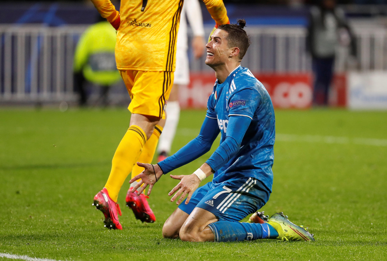 Cristiano Ronaldo - Liga dos Campeões - UEFA- Futebol - Juventus