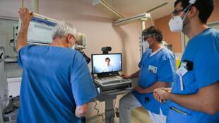 En Alemania, la pandemia ha propulsado la telemedicina