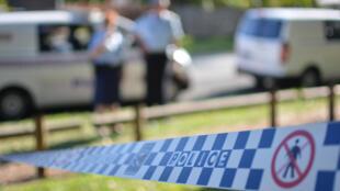 La police australienne interroge toujours le suspect (image d'illustration).