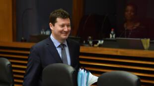 Martin Selmayr, secrétaire général de la Commission européenne, à Bruxelles, le 7 mars 2018.