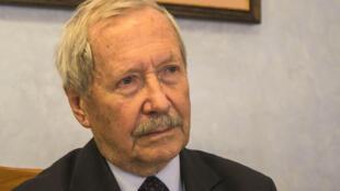 Один изоснователей «Солидарности», экс-министр обороны Польши Януш Онышкевич